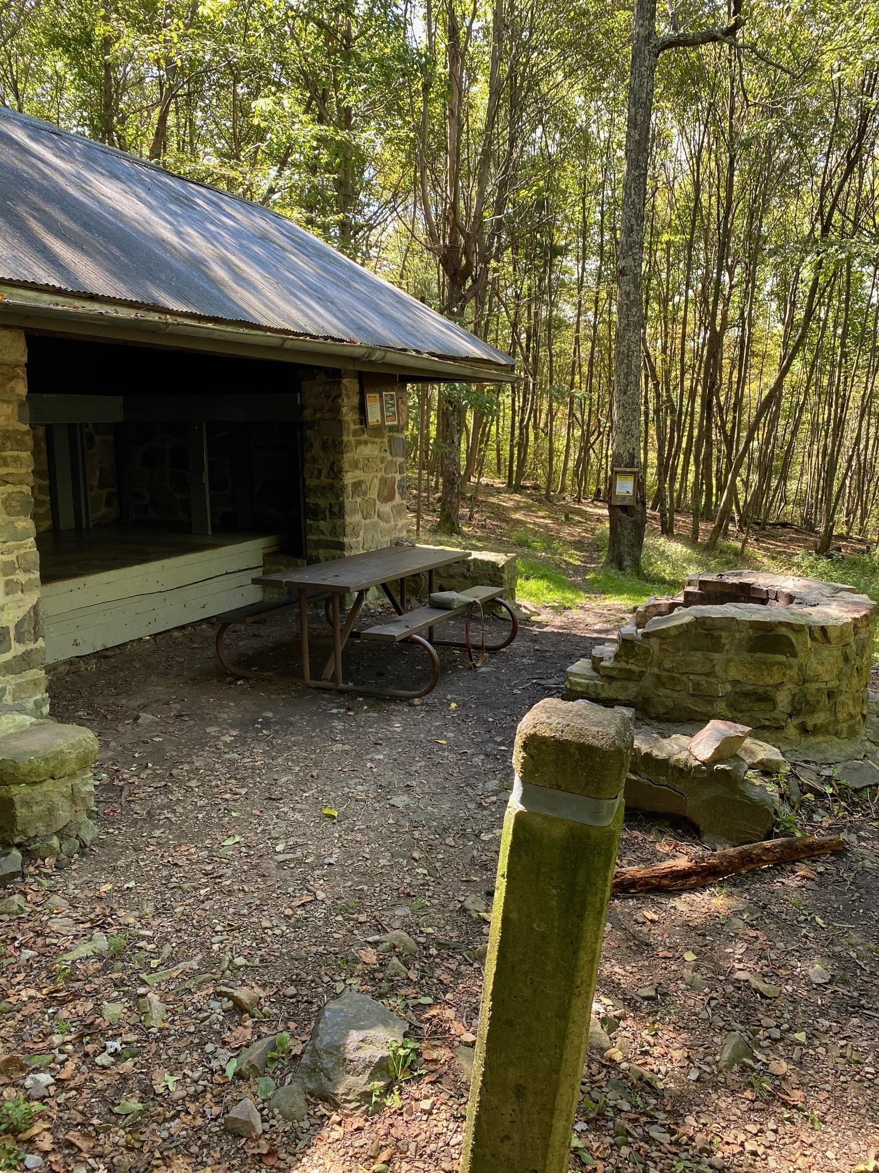 Blackrock Hut.